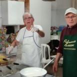 Giuse e il Ross: ai tortelli una garanzia!