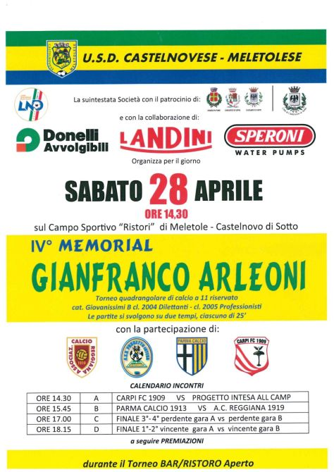 Torneo Arleoni